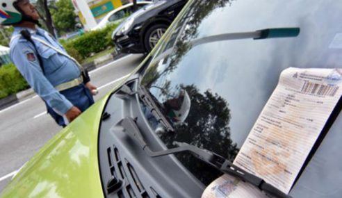 4 Juta Notis Saman Trafik DBKL Belum Dibayar Pengguna Degil