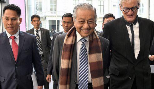 Dyson Berminat Bawa Pelaburan Baharu Ke Malaysia