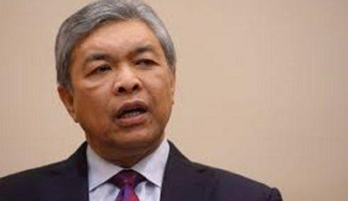 Keluar UMNO Ketika Parti Diuji Bukan Sikap Terpuji