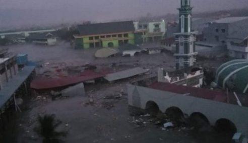 Gempa: Pelajar Malaysia Di Sulawesi Selamat