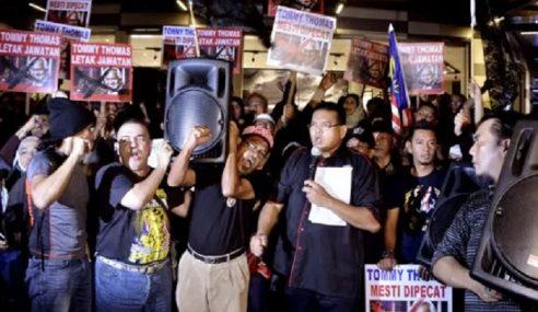 Busker Sengaja Bising Punca Himpunan Kecoh