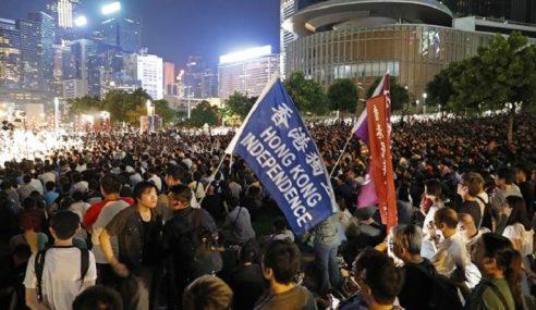 Hong Kong Haramkan Parti Prokemerdekaan
