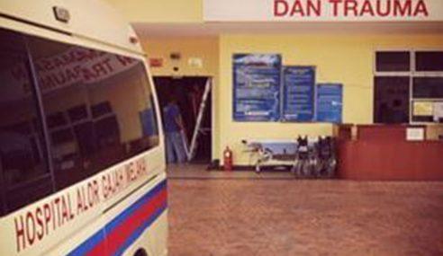 Bangunan Lama Hospital Alor Gajah Dinaik Tarik