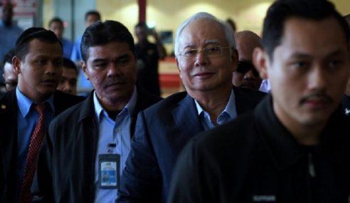 Najib Ditahan Hadapi 21 Pertuduhan