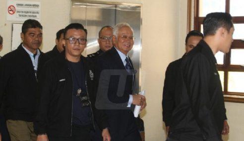 Sri Ram Ketuai Pendakwaan Kes Najib