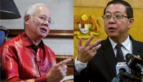 Najib Cabar Tubuh RCI Siasat 'Kehilangan' RM16 Bilion