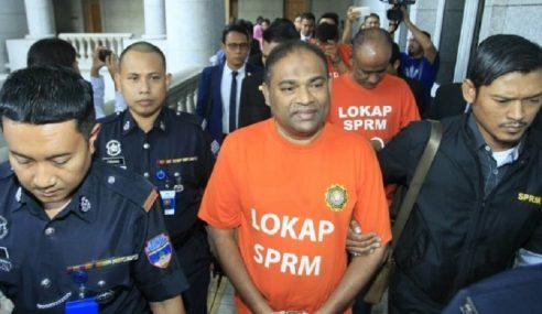 Azeez & Abang Tiba Di Mahkamah Majistret Putrajaya