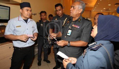 SST: 25 Aduan Di Johor Sejak 1 September
