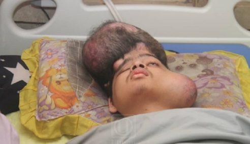 Pelajar Menderita Saiz Kepala Membesar