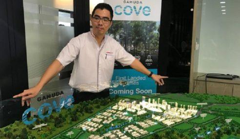 Gamuda Land Bangunkan Taman Tema Pertama Di Gamuda Cove