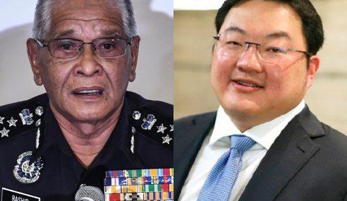 Polis Kenal Lokasi Sebenar Jho Low