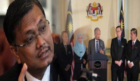 Prestasi Teruk Kabinet PH Gambar Mahathir Lemah