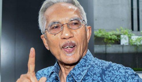 A Kadir Tegur Menteri PH Punca Kalah PRK