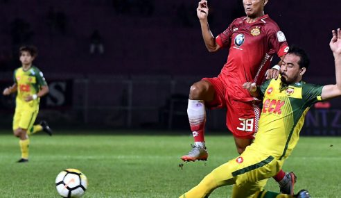 JDT, Kelantan Lengkapkan Slot 8 Pasukan Ke Suku Akhir Piala Malaysia