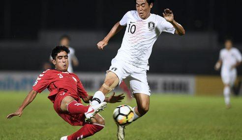 Korea Selatan Pasukan Pertama Mara Ke Suku Akhir B-16 AFC