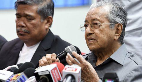 PM Nafi Tak Ambil Tindakan Terhadap Pemimpin Terdahulu