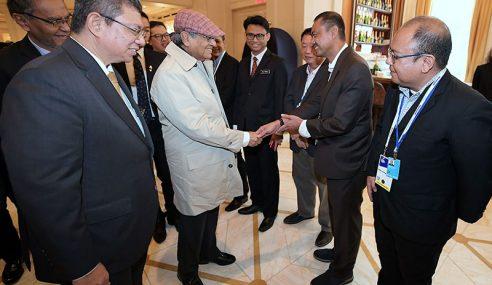 Mahathir Tiba Di New York, Hadiri Perhimpunan Agung PBB