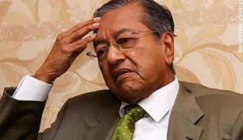 Politik Game Plan Tun Mahathir
