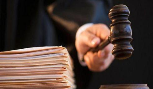 Tiga Pemuda Didakwa Curi Paip Bernilai RM50,000