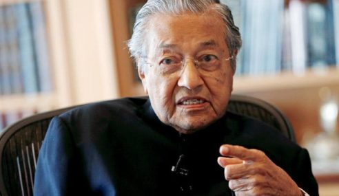 Mahathir Didakwa Ugut Pemimpin UMNO Lompat Ke PPBM