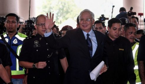 Rasuah: Najib, Perdana Menteri Pertama Diheret Ke Mahkamah