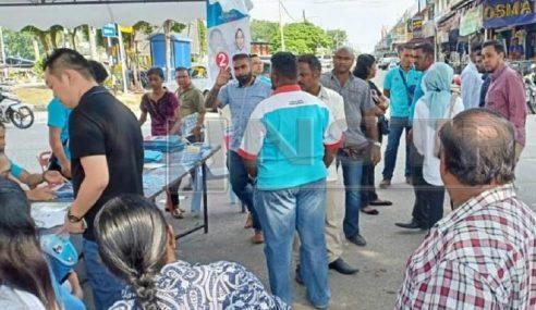 PKR Johor Pilih Pemimpin Pusat, Cabang Hari Ini