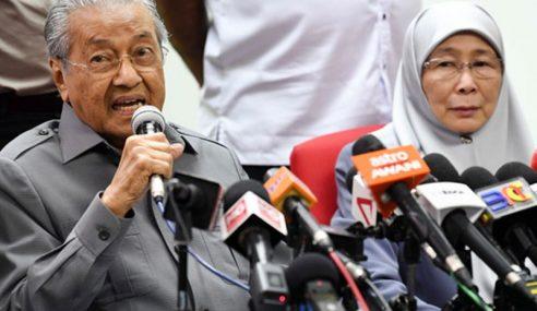 PM Luah Tidak Puas Hati Terhadap Prestasi Kabinet