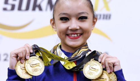 Rayna Hoh Cetus Fenomena Baharu Gimnastik Berirama