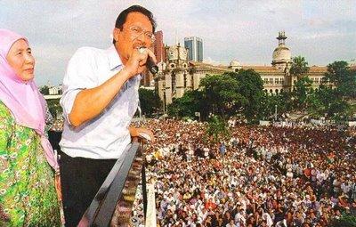 Lepas 20 Tahun, Mahathir-Anwar Sekali Lagi Jadi Tumpuan