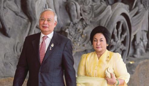 2 Ahli Perniagaan Saman Najib, Rosmah