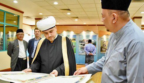 Rusia Kagumi Sistem Pendidikan Islam Brunei