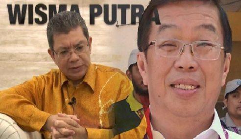 Menteri Luar Disindir Ponteng Mesyuarat Kabinet?