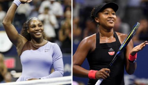 Serena, Naomi Rentap Final Terbuka AS