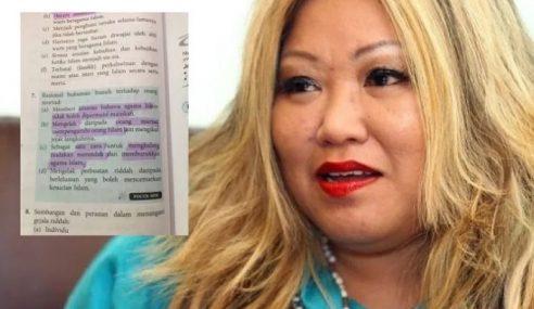 Siti Kasim 'Hina' Subjek Islam SPM Macam Sampah?