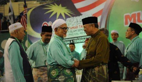 Kerjasama UMNO-PAS Mula Resahkan PH