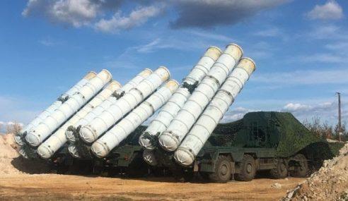 Rusia Bekal Peluru Berpandu Baharu Kepada Syria