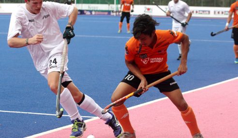 SOJC: Kalahkan New Zealand 6-3, Malaysia Tempat Kelima