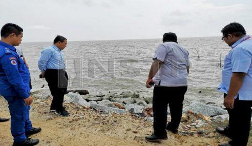 Air Pasang Besar Di Klang: Tiada Kawasan Dinaiki Air