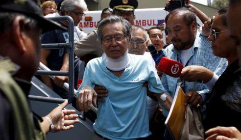 Penjara Ibarat Hukuman Mati: Alberto Fujimori