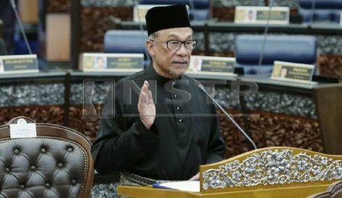 Anwar Ibrahim Angkat Sumpah Sebagai Ahli Parlimen