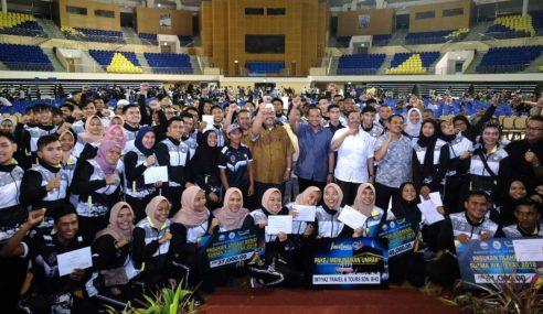 Atlet Terengganu Pula Positif Ujian Doping