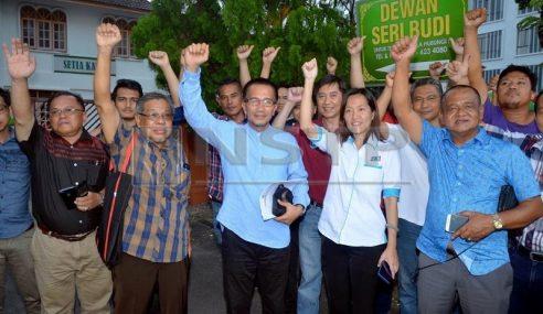 Rafizi Menang Pemilihan Cabang Kuala Terengganu