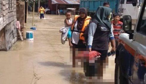 Banjir: 4 PPS Dibuka Di Perak Pagi Ini