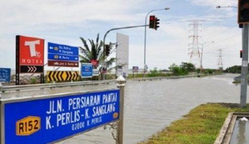 Penduduk Kesal Tiada Tindakan Tangani Banjir Kilat