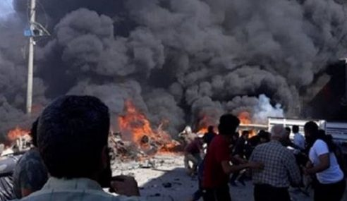 4 Maut Dalam Letupan Bom Di Syria