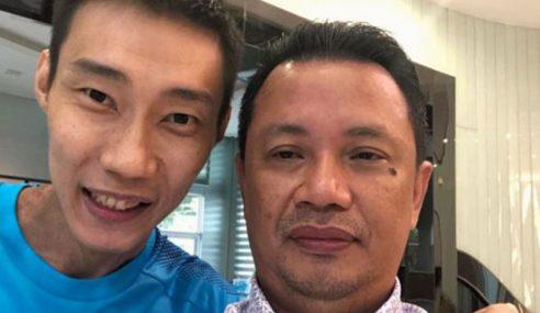 Berat Badan Chong Wei Susut Hampir 5 Kilogram
