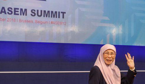 TPM Perjelas Malaysia Baharu Pada Sidang ASEM