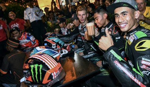 MotoGP: Litar Kering Pilihan Hafizh Di Sepang