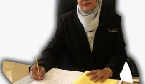 Hakimah Wanita Pertama Dilantik Timb. Ketua Pengarah (Dasar) Jakim