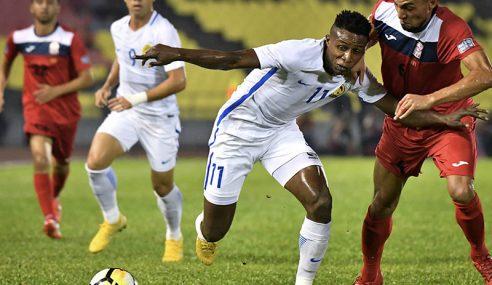 Harimau Malaya Tewas 0-1 Di Laman Sendiri
